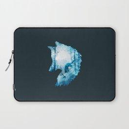 Fox's Winterland Laptop Sleeve