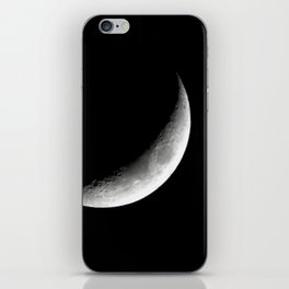 Crescent. iPhone Skin