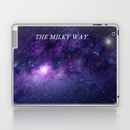 The Milky Way. Laptop & iPad Skin
