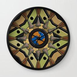 Geocentric, 3020b5 Wall Clock