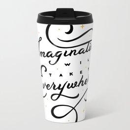Imagination Metal Travel Mug