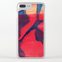 Matisse meets Rothko Clear iPhone Case