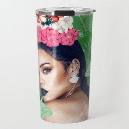 Rihanna naked Travel Mug