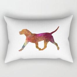 Dogo Canario in watercolor Rectangular Pillow