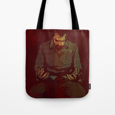 Out Of Range Tote Bag