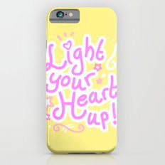Light your heart up! Slim Case iPhone 6s