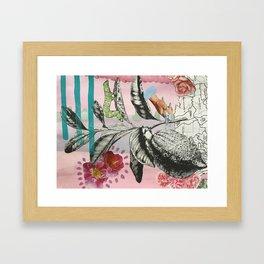 LEMON FARMER Framed Art Print