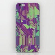 Glitchy 1 iPhone & iPod Skin