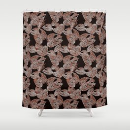 GS Out The Shadows2BAF3 S6 Shower Curtain