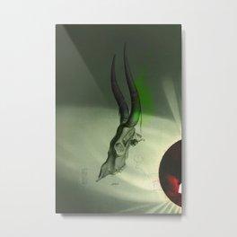 Syzygy Metal Print
