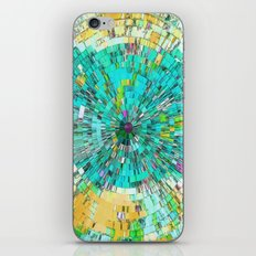 Outside the Lines iPhone & iPod Skin