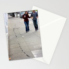 Caught Off Tape - The Extended Version Stationery Cards