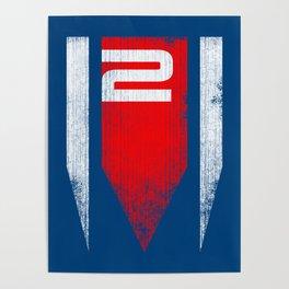 ME2 - Mass Effect Poster