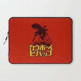 001b Cowboy bebop Red Laptop Sleeve