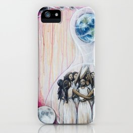 Sister Circle iPhone Case