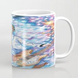 Opened My Heart to the Whole Universe Coffee Mug
