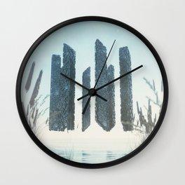 Surreal #1 Wall Clock