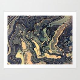 Rapture-pt.I Art Print