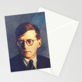 Dmitri Shostakovich, Music Legend Stationery Cards
