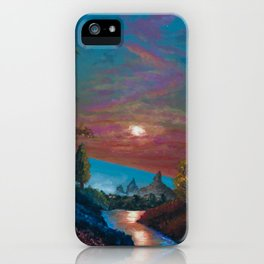 The Last Twilight iPhone Case