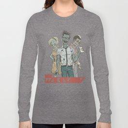 The Walking Hip Long Sleeve T-shirt