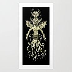 Incubus Art Print