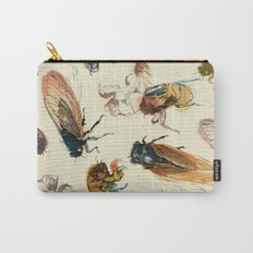 summer cicadas Carry-All Pouch
