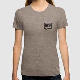Hey, hello, bonjour! T-shirt