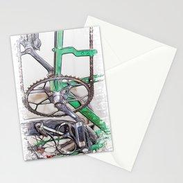 Pushing It Stationery Cards