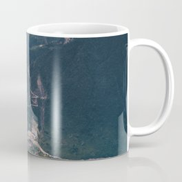 Mountainous town, Sa Pa, Vietnam Coffee Mug