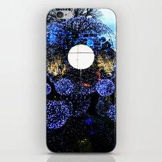 Christmas in Paris iPhone & iPod Skin