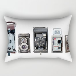 Camera Collection Rectangular Pillow