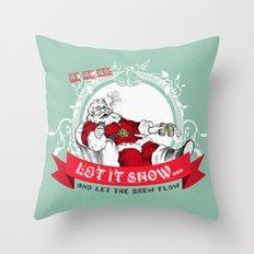 Tis the season to be Jolly Throw Pillow