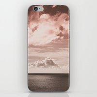 sailing iPhone & iPod Skins featuring Sailing by Nathan Ramsey