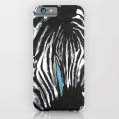 Eye of Contrast {Zebra Love} iPhone 6s Slim Case