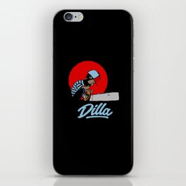 J Dilla iPhone Skin