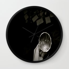Cheers. Wall Clock