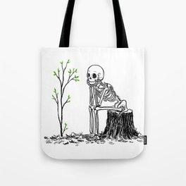 Good Things Growing Tote Bag