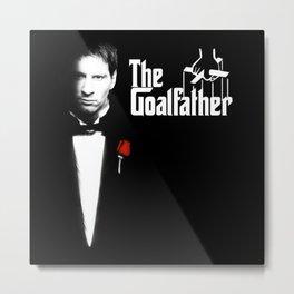 The Goalfather Metal Print
