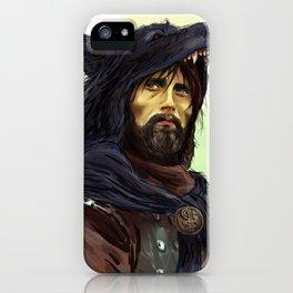 Hannibal - Ladyhawke AU iPhone Case