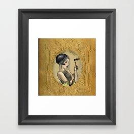 Années Folles Framed Art Print