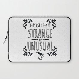 Strange and Unusual Laptop Sleeve
