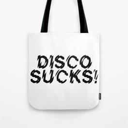 Disco Demolition Night Tote Bag