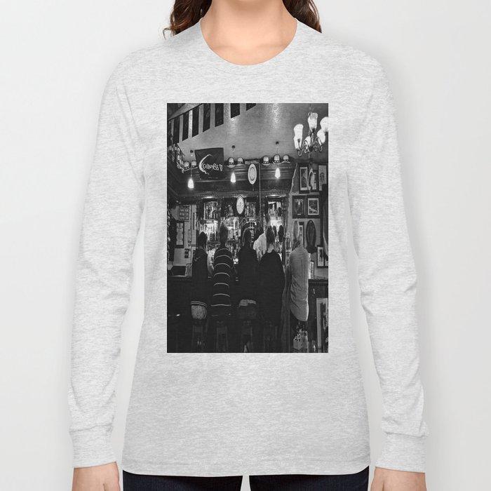 At the Pub Long Sleeve T-shirt