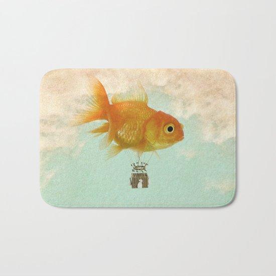 balloon fish 03 Bath Mat