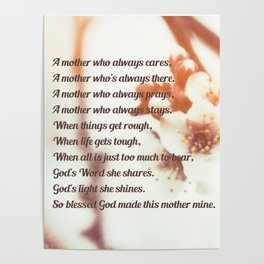 My Mother Poster