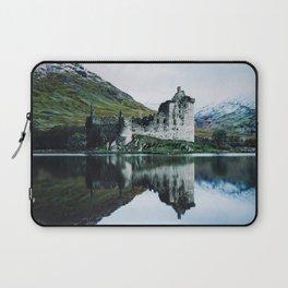 Kilchurn Castle Scotland Laptop Sleeve