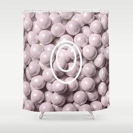 Pearl Candy Gem Shower Curtain