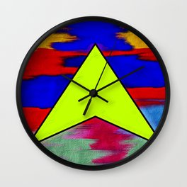 Figurative Wall Clock
