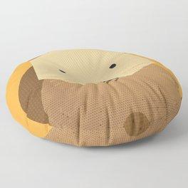 Whimsy Wombat Floor Pillow